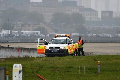 City airport - London