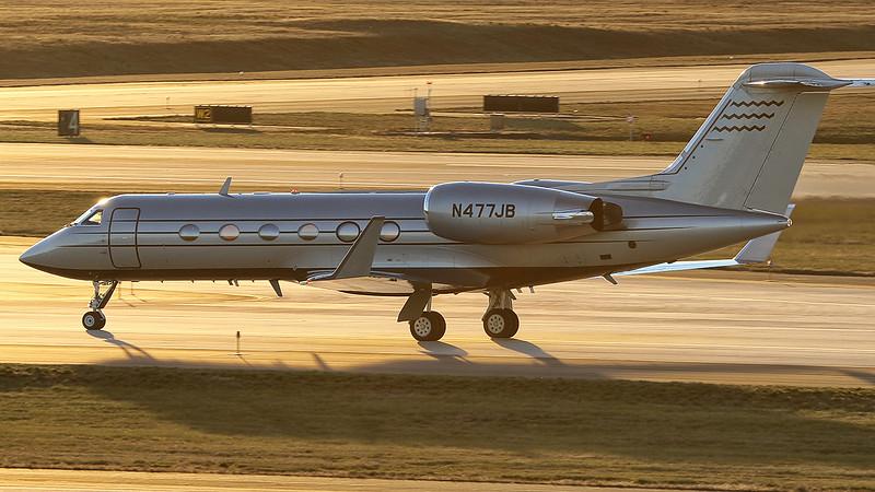 Gulfstream IVSP