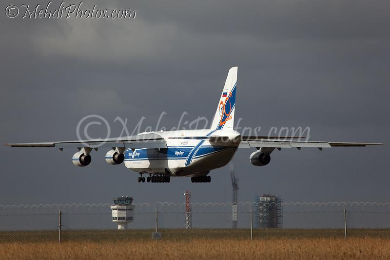 RA-82078, 17 JAN 2011.