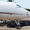 N517QS, Tiger Woods plane