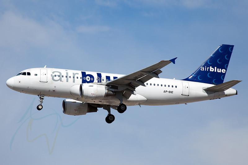 ABQ210 (AP-BIE) arriving from ISB.