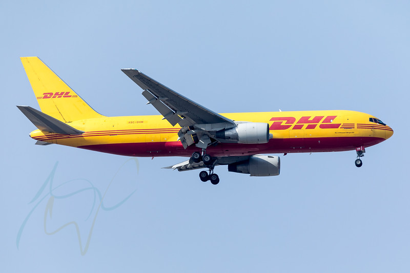 A9C-DHM DHL International