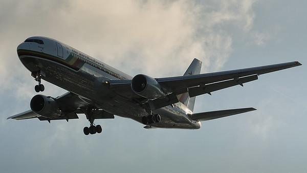 Air Zimbabwe 767-200