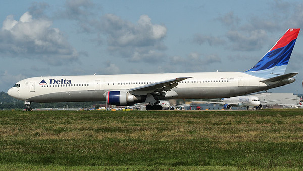 Delta Airlines 767-400