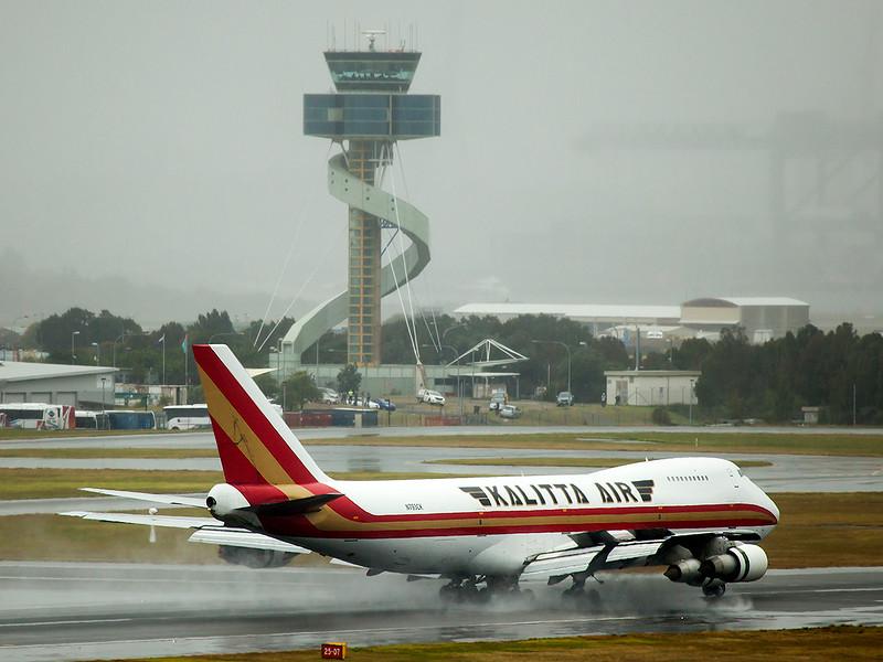 Kalitta Air CKS N793CK B742