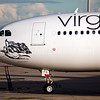 VH-XFG the latest addition to VA fleet.