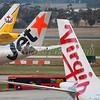VH-XFG Three tails