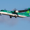 Aer Lingus - ATR 72-600 (EI-FAW) - Edinburgh Airport (February 2020)