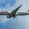 Swiss - Airbus A220-300 (HB-JCD) - Heathrow Airport (June 2020)