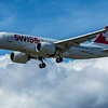 Swiss - Airbus A220-100 (HB-JBF) - Heathrow Airport (June 2020)