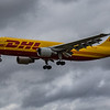 DHL - Airbus A300B4-622R(F) (D-AEAO) - Heathrow Airport (June 2020)