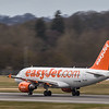 easyJet - Airbus A319-111 (G-EZAA) - Edinburgh Airport (March 2020)