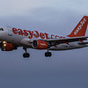 easyJet - Airbus A319-111 (G-EZAK) - Edinburgh Airport (January 2020)