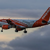 easyJet (Amsterdam Livery) - Airbus A319-111 (G-EZDN) - Edinburgh Airport (January 2020)