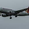 Eurowings - Airbus A319-112 (D-AKNV) - Heathrow Airport (February 2020)