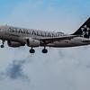 Lufthansa (Star Alliance Livery)  - Airbus A319-112 (D-AIBJ) - Edinburgh Airport (February 2020)
