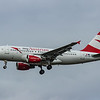 Austrian Airways - Airbus A319-112 (OE-LDE) - Heathrow Airport (March 2020)