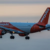 easyJet - Airbus A319-111 (G-EZGA) - Edinburgh Airport (January 2020)