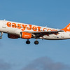 easyJet - Airbus A319-111 (G-EZAT) - Edinburgh Airport (February 2020)
