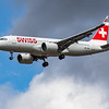 Swiss - Airbus A320-271N (HB-JDA) - Heathrow Airport (August 2020)