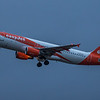 easyJet - Airbus A320-214 (G-EZUW) - Edinburgh Airport (March 2020)