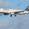 Lufthansa - Airbus A320-200 (D-AIUV) - Edinburgh Airport (February 2020)