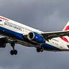 British Airways - Airbus A320-232 (G-EUUL) - Heathrow Airport (March 2019)