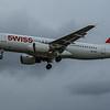 Swiss - Airbus A320-214 (HB-IJP) - Heathrow Airport (February 2020)
