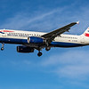 British Airways - Airbus A320-232 (G-EUUM) - Heathrow Airport (October 2020)