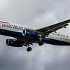 British Airways - Airbus A320-232 (G-EUYS) - Heathrow Airport (March 2019)