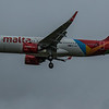 Air Malta - Airbus A320-251N (9H-NEC) - Heathrow Airport (February 2020)