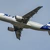 Air France - Airbus A320-214 (F-GKXV) - Heathrow Airport (March 2020)