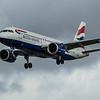 British Airways - Airbus A320-251N (G-TTNH) - Heathrow Airport (February 2020)