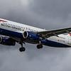 British Airways - Airbus A320-232 (G-TTOE) - Heathrow Airport (March 2019)