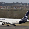 Lufthansa - Airbus A320-214 (D-AIWH) - Edinburgh Airport (March 2020)
