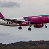 Wizz Air - Airbus A320-232 (HA-LYV) - Edinburgh Airport (March 2020)