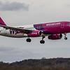 Wizz Air - Airbus A320-232 (HA-LYV) - Edinburgh Airport (March 2020)
