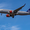 SAS - Airbus A320-251N (SE-ROT) - Heathrow Airport (July 2020)