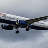 British Airways - Airbus A320-232 (G-EUYD) - Heathrow Airport (March 2019)