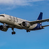 SAS - Airbus A320-251N (SE-ROK) - Heathrow Airport (October 2020)