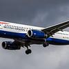 British Airways - Airbus A320-232 (G-EUYM) - Heathrow Airport (March 2019)