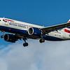 British Airways - Airbus A320-251N (G-TTNE) - Heathrow Airport (February 2020)