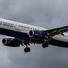 British Airways - Airbus A320-231 (G-EUXH) - Heathrow Airport (March 2019)