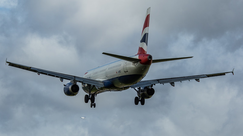 British Airways - Airbus A321-231 (G-MEDJ) - Heathrow Airport (February 2020)