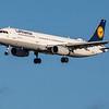Lufthansa - Airbus A321-231 (D-AIDT) - Edinburgh Airport (February 2020)