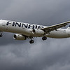 Finnair - Airbus A321-231 (OH-LZR) - Heathrow Airport (June 2020)