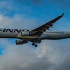Finnair - Airbus A330-302 (OH-LTT) - Heathrow Airport (March 2020)
