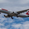 Swiss - Airbus A330-343 (HB-JHH) - Heathrow Airport (July 2020)