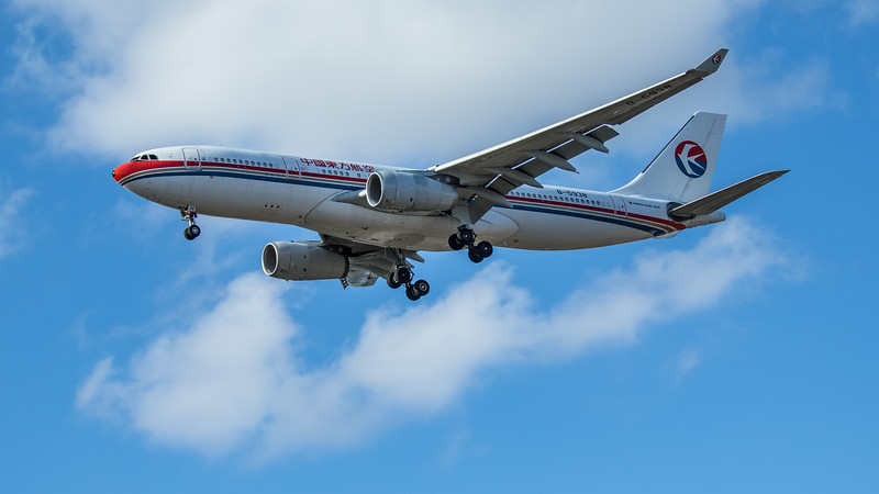 China Eastern Airlines - Airbus A330-243 (B-5938) - Heathrow Airport (June 2020)