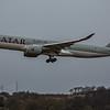 Qatar Airways - Airbus A350-941 (A7-ALC) - Edinburgh Airport (February 2020)